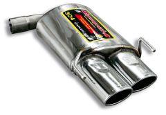 Supersprint Rear exhaust Right 120 x 80 Alfa Romeo BRERA / SPIDER (755007)