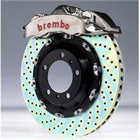 Brembo GTR Kit - E46 M3 Rear  2001-2006 4 Pot 345x28 2-Piece