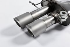 Milltek Exhaust BMW 5 SERIES  M5 Saloon M TwinPower Turbo V8 (F10) 2011-2018 - SSXBM1018