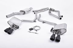 Milltek Exhaust - AUDI S4 3.0 Supercharged V6 B8.5  2012 - 2016 (SSXAU406)
