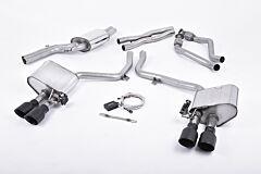 Milltek Exhaust - AUDI S5 3.0 TFSI B8.5 Coupé & Cabriolet  2011 - 2022 (SSXAU406)