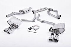 Milltek Exhaust - AUDI S5 3.0 TFSI B8.5 Coupé & Cabriolet  2011 - 2022 (SSXAU407)