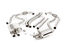 Milltek Exhaust - AUDI S5 3.0 V6 Turbo Coupe Only B9  2017 - 2022 (SSXAU711)