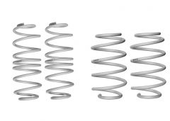 Whiteline F and R - Coil Spring - Coil Springs - lowered FORD FIESTA WP, WQ 2002-12/2008 (WSK-FRD001)