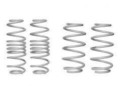 Whiteline F and R - Coil Spring - Coil Springs - lowered FORD FIESTA WS, WT 1/2009-7/2013 (WSK-FRD002)
