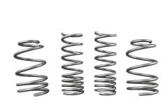Whiteline F and R - Coil Spring - Coil Springs - lowered FORD FOCUS ST LW, LZ MK 3 6/2012-ON (WSK-FRD004)