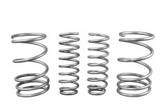 Whiteline F and R - Coil Spring - Coil Springs - lowered MITSUBISHI LANCER CJ 10/2008-ON (WSK-MIT001)