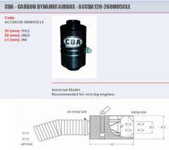 BMC CDA120-260MUSCLE