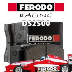 Ferodo DS2500 - FRONT TOYOTA Aygo 1.4 D4d 01/07/2005 (FCP1790H_2010)