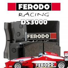 Ferodo DS3000 - REAR ALFA ROMEO 145 1.6 01/09/1994 - 01/11/1996 (FCP370R_156)