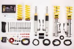 KW DDC ECU Coilovers - SKODA Octavia; (5E) Saloon, Estate; 2WD; only vehicles with IRS;susp strut  55mm 02/13- (39082001)