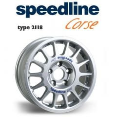 Speedline Type 2118 - Racing2000 6.0x15