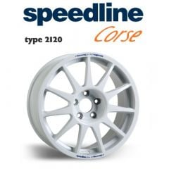 Speedline Type 2120 - Turini -flowformed 11x18
