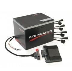 Steinbauer Tuning Box AUDI A3 2.0 TDI CR EUR5 - 1.Gen Stock HP:168 Enhanced HP:198 (220226_90)