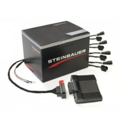 Steinbauer Tuning Box LEXUS IS 220d 2.2 D-CAT Piezo EUR5 >=2009 Stock HP:174 Enhanced HP:205 (220360_1283)