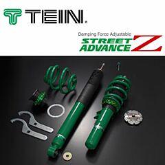 TEIN STREET ADVANCE Z Coilover Kit SUBARU IMPREZA GC6/8 SALOON AND WAGON  92-00 (GSS12-91SS2)