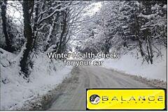 Winter Health Check