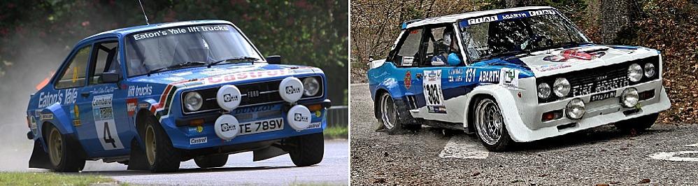Can any car become cool? Escort Mk2 vs Mirafiori 131