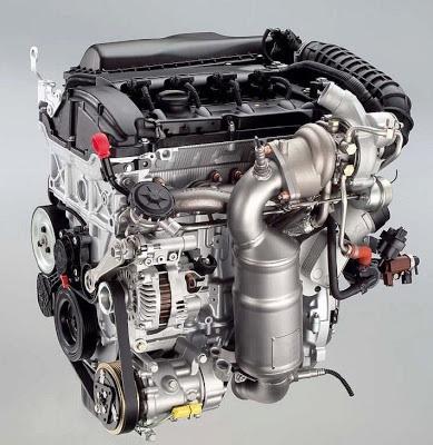 Citroen/ Peugeot/ BMW 1.6 THP Engine -