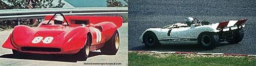 Berg 909 Spyder vs Ferrari 212E Montagna