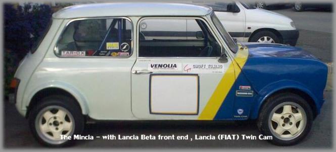 Anyone remember the Mincia?