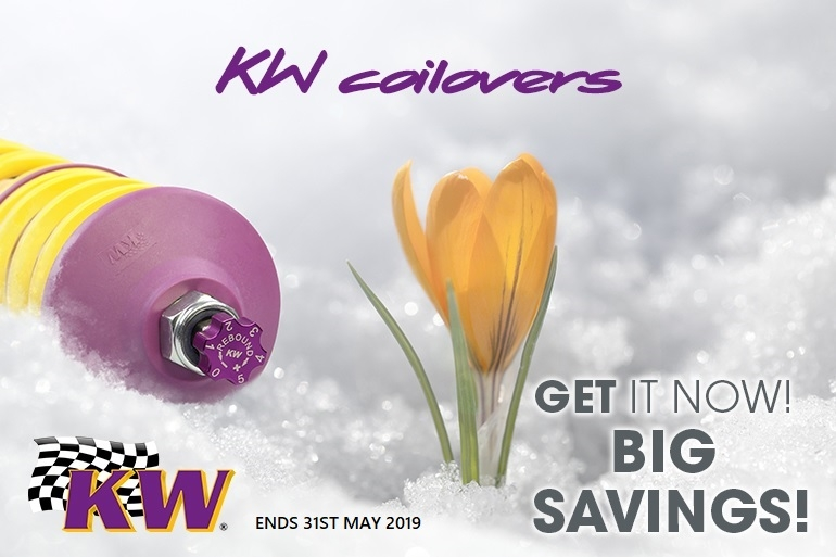 KW SPRING SALE ENDS 31ST MAY 2019