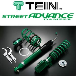 Tein Street Advance logo