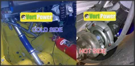 VertPower Remote Mount Compressor (Turbo)