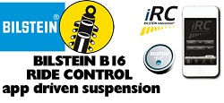 BILSTEIN RIDE CONTROL - app driven suspension