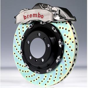 Brembo GTR Brake Kit