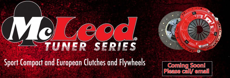McLeod Clutch & Flywheel